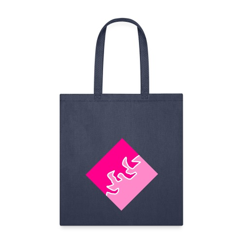 Carré de Amour - Tote Bag