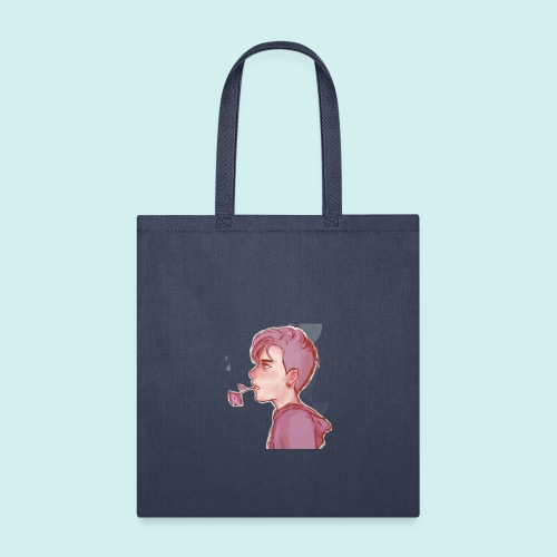 pink boy - Tote Bag
