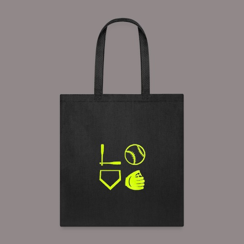 The love of the game - Tote Bag