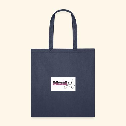 Nails - Tote Bag