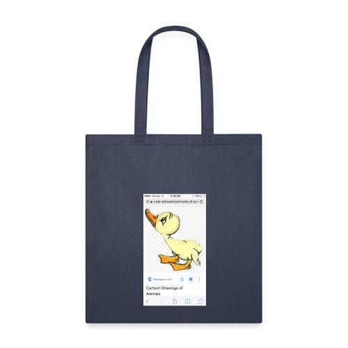Destiny The Duck - Tote Bag