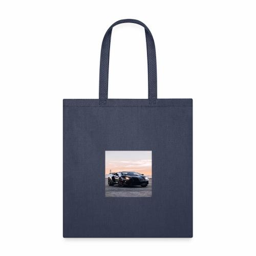a small car - Tote Bag