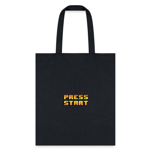 Press start 3 - Tote Bag