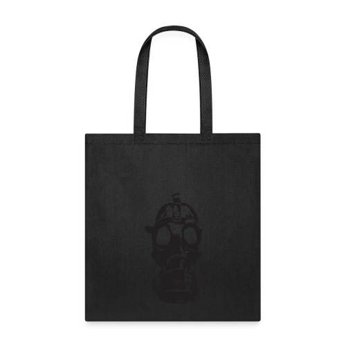 Gas Mask (Mello Jr.) - Tote Bag