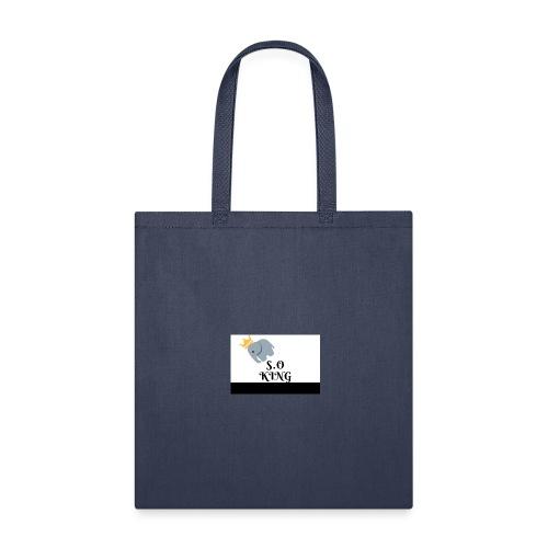 S.O King - Tote Bag