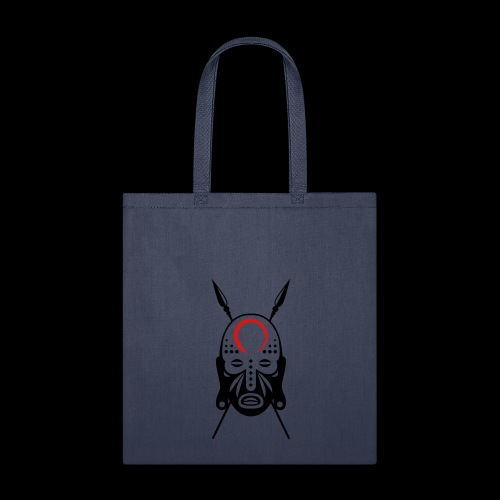Zen/Lu Warrior Mask - Tote Bag
