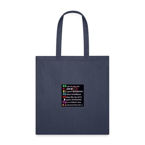 B L E S S I N G S - Tote Bag