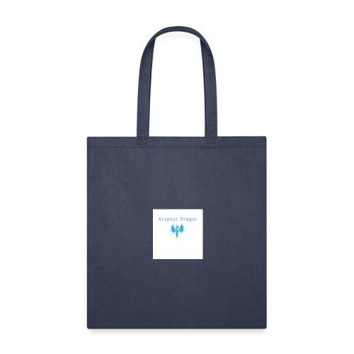 kryptic logo - Tote Bag