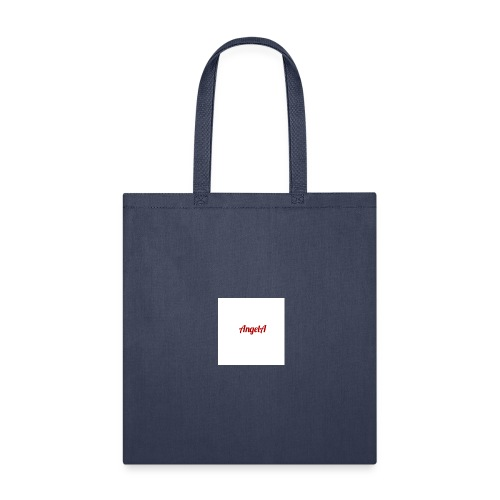 withe A - Tote Bag