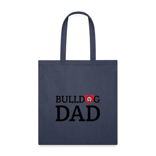 Bulldog Dad - Tote Bag