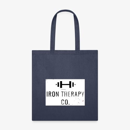 irontherapylogo1 - Tote Bag