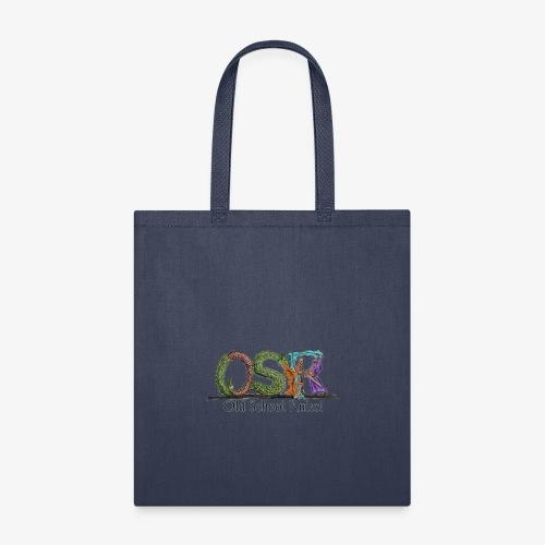 Old School Rules! - Tote Bag