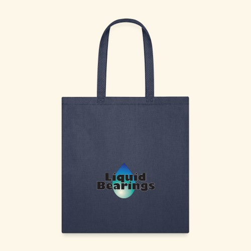 Liquid Bearing Logo - Tote Bag