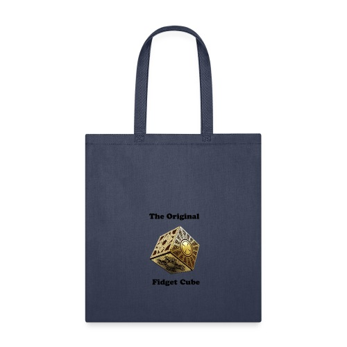 Figet Cube - Tote Bag