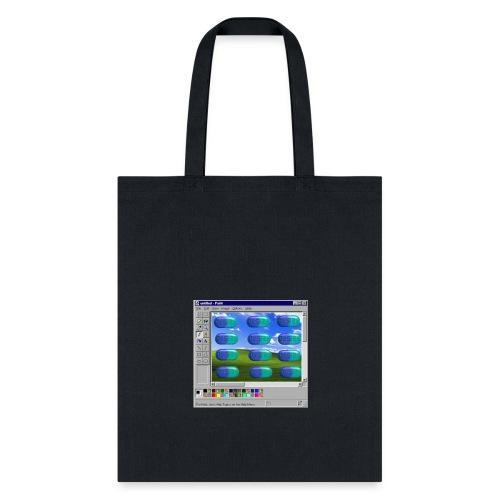 Desire windows xp paint edition - Tote Bag