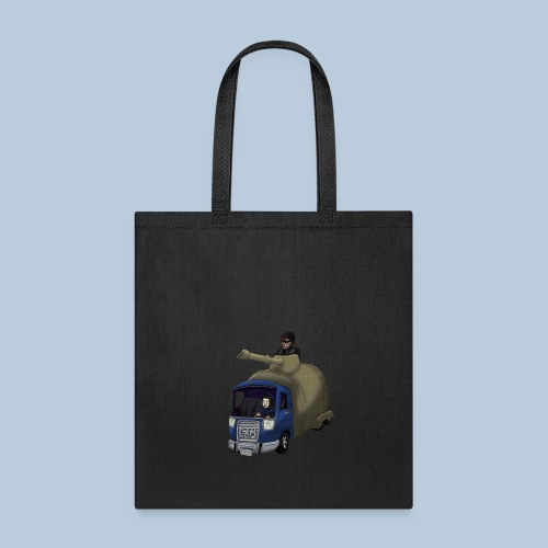 Out of Poopy - Septic Truck - Tote Bag