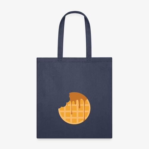 Just InjuredWafflez Logo - Tote Bag