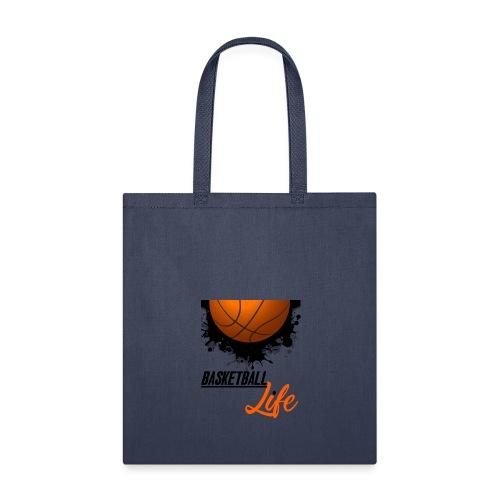 Basketball Sports T shirt lover - Tote Bag