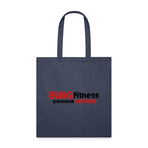 Burg Fitness Personal Defense - Tote Bag