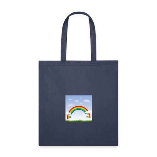 Sky Rainbow - Tote Bag