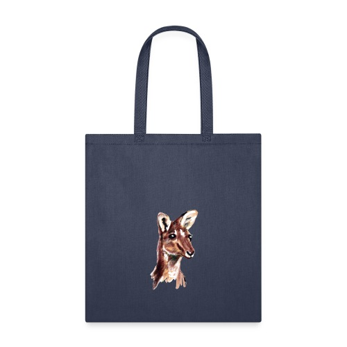 kangaroo face - Tote Bag