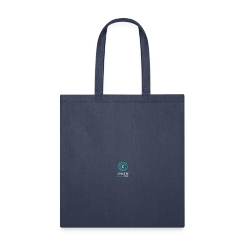 The Cycle Line - Tote Bag