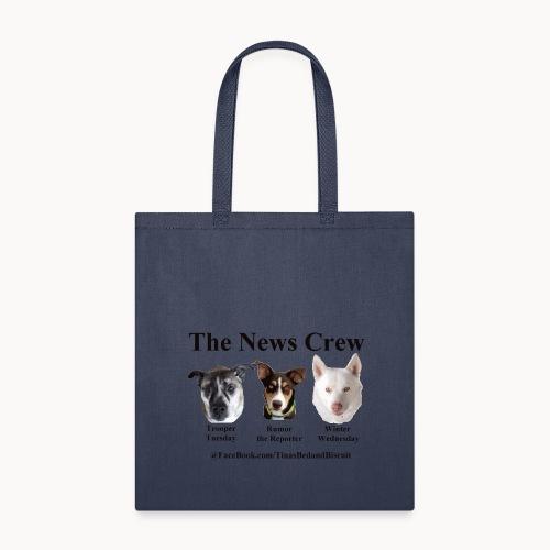 NewsCrew - Tote Bag