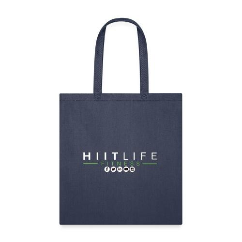 hlfsocialwht - Tote Bag