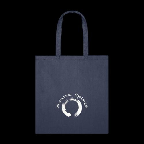 Enso Ring - Asana Spirit - Tote Bag