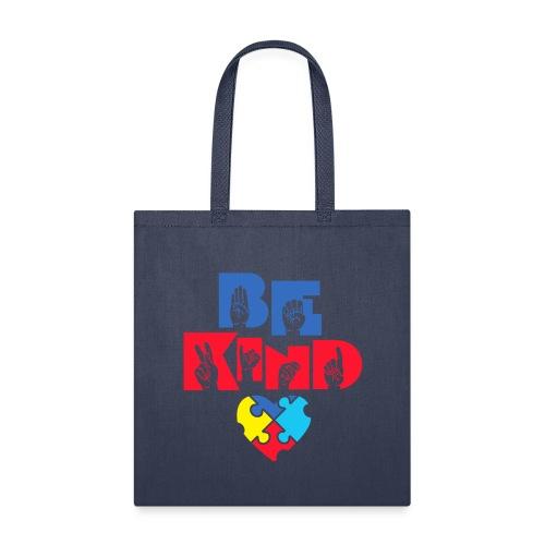 Be Kind - Tote Bag
