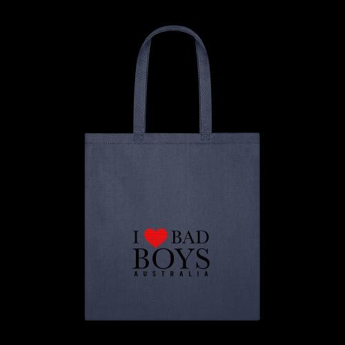 I LOVE BADBOYS - Tote Bag