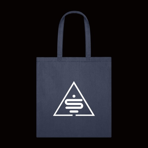 Logo blanc Sea of MInds - Tote Bag
