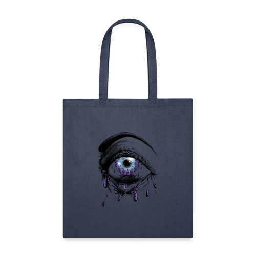 Lightning Tears - Tote Bag