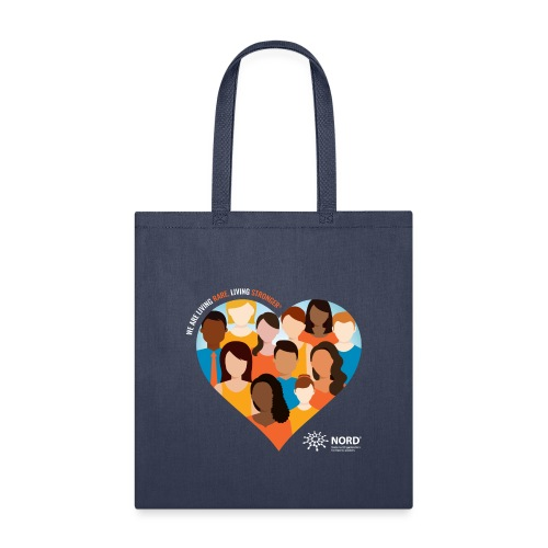 Living Rare, Living Stronger 2021 - Tote Bag