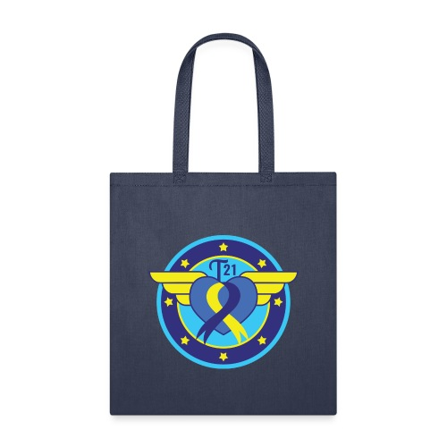 Down syndrome Hero - Tote Bag