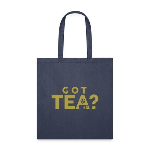 Got Tea GOLD - Tote Bag
