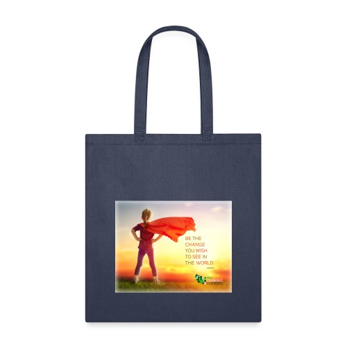 Education Superhero - Tote Bag