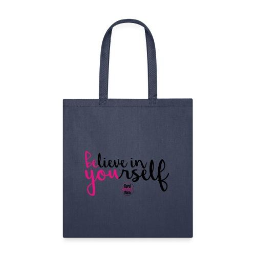 BE YOU shirt design w logo - Tote Bag