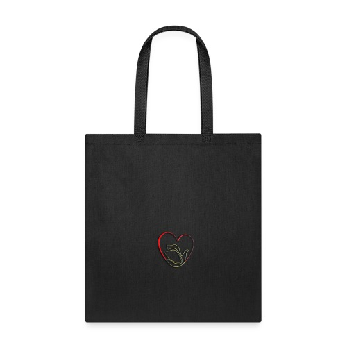 Love and Pureness of a Dove - Tote Bag