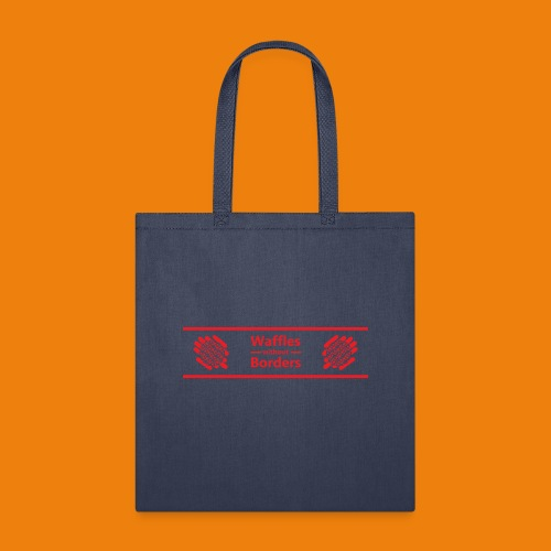 Waffles without Borders BOGO - Tote Bag
