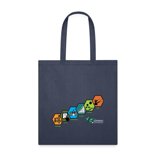 Education Transformation Continuum Scale - Tote Bag