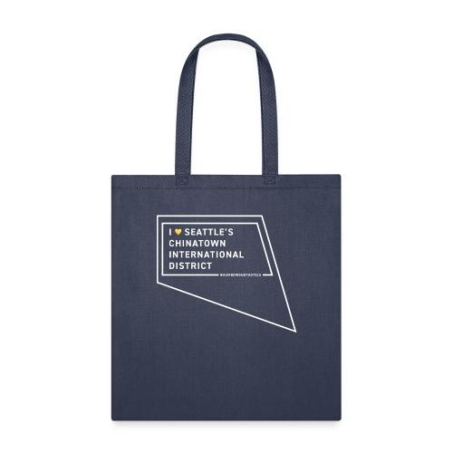 I LOVE THE CID - Tote Bag