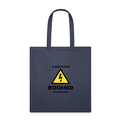 Boomer on board - Tote Bag