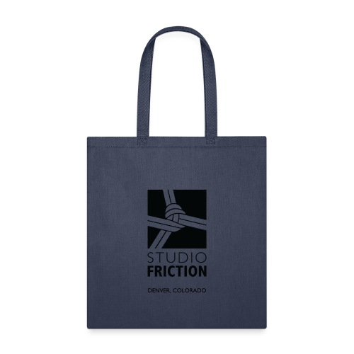 Studio Friction Black - Tote Bag