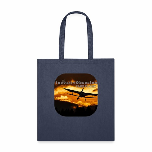 "InovativObsesion ""TAKE FLIGHT"" apparel - Tote Bag"
