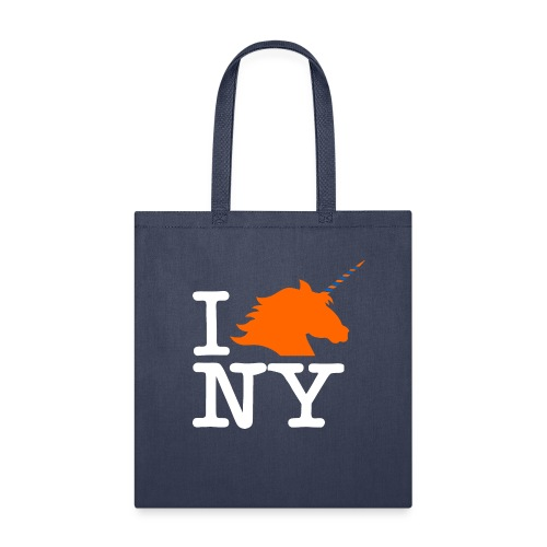 I Unicorn New York (Kristaps Porzingis) - Tote Bag