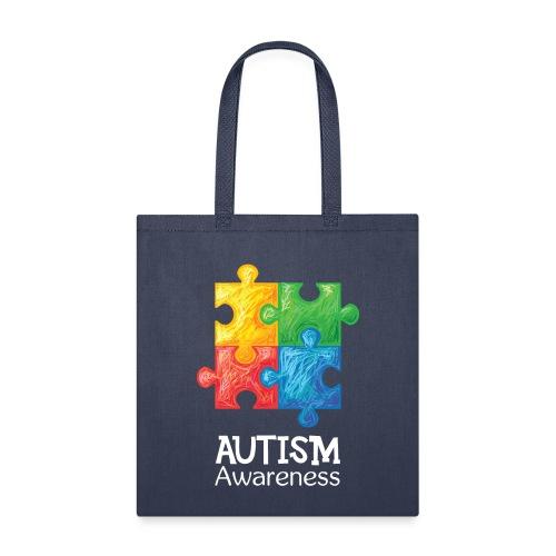 Autism Awareness - Tote Bag
