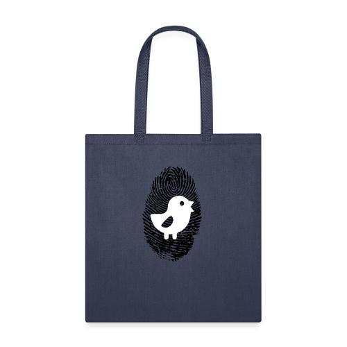 Chick Finger Print - Tote Bag
