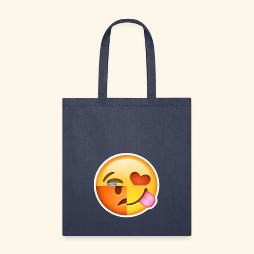 E Tees , Unique , Love , Cry, angry - Tote Bag