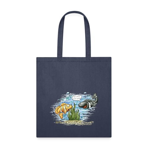 when clownfishes meet - Tote Bag